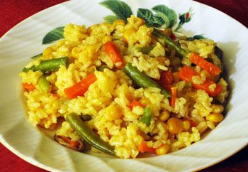 рецепты приготовления из замороженных овощей