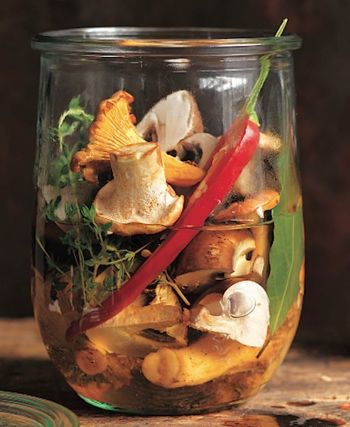 грибы лисички рецепты приготовления жарка