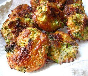 котлеты из брокколи и цветной капусты рецепты