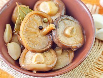 белянки грибы рецепты приготовления на зиму