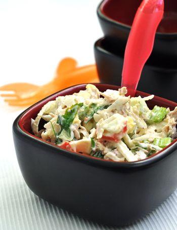 рецепты на салаты с крабами