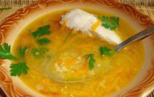 рецепты супов на рыбном бульоне