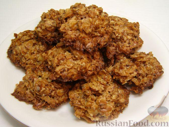 поваренок рецепты овсяные печенья