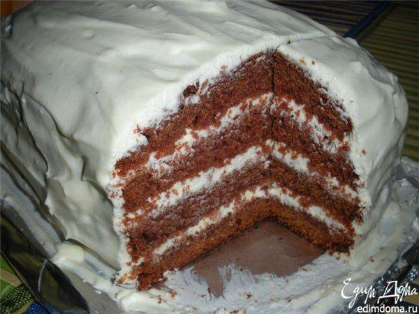 Бисквит для сметанного торта рецепт