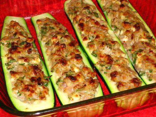 Фаршированные овощи фаршем запеченные в духовке рецепт 166