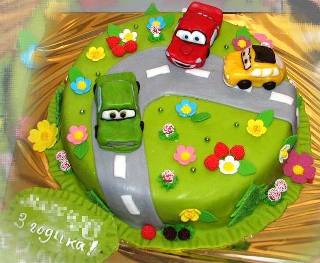 Творожный детский торт в домашних условиях 200
