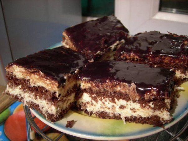 Торты с кокосом рецепты с фото
