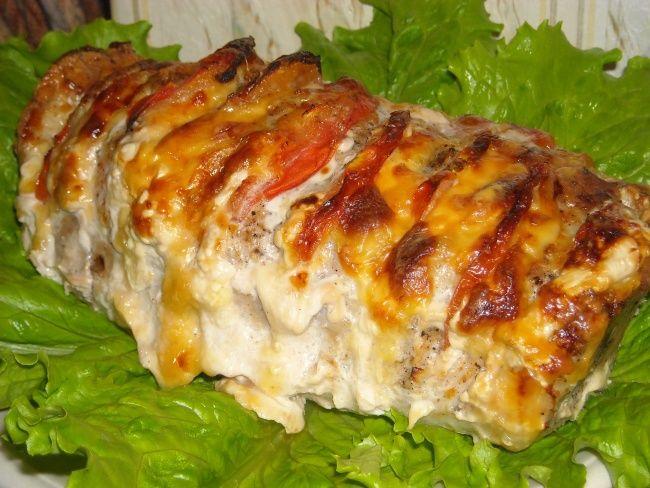 Рецепт второго блюда в горшочках в духовке