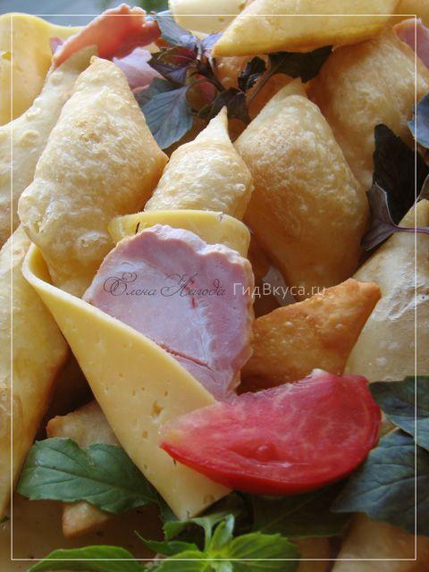 рецепт пончиков из икеи