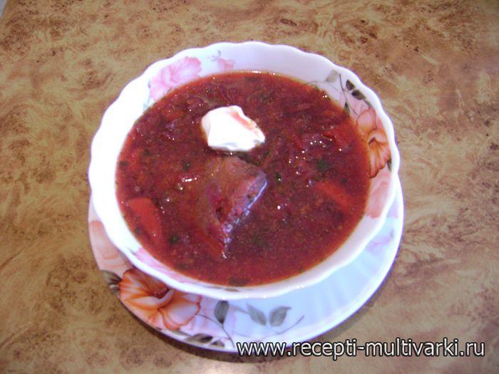 рецепт сайрового супа в мультиварке