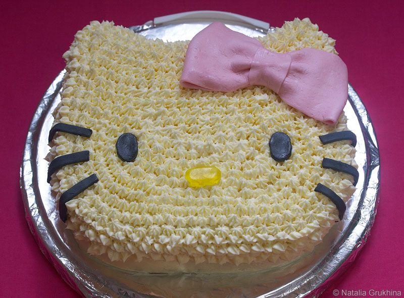 Торт для девочек рецепт 8
