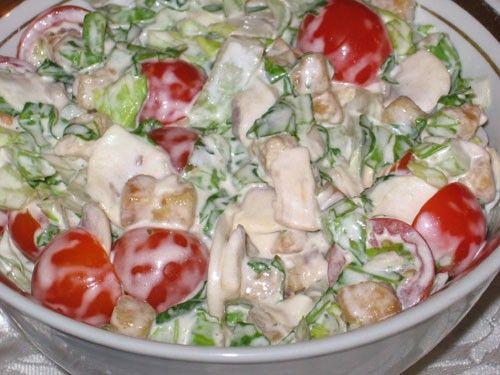 Салат лагуна с фото
