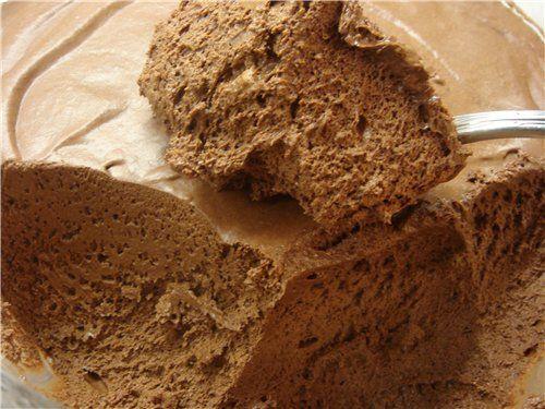 Шоколадный творожный крем рецепт с фото