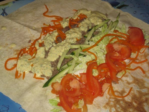 Азербайджанское блюда на бозбаш