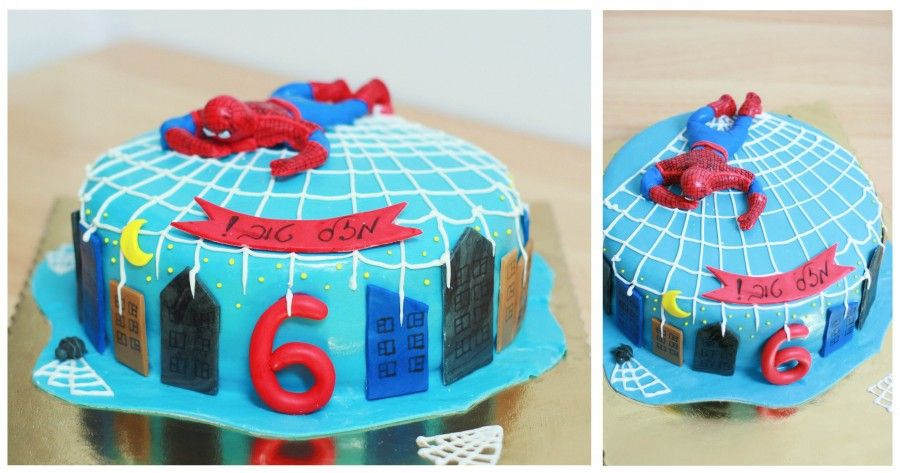 Торт своими руками мальчику 6 лет