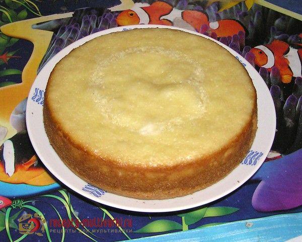 рецепты тортов в мультиварке рецепты с фото