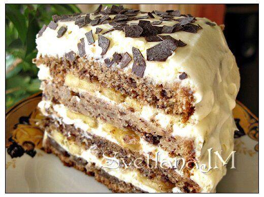 Видео рецепты вкусных тортов