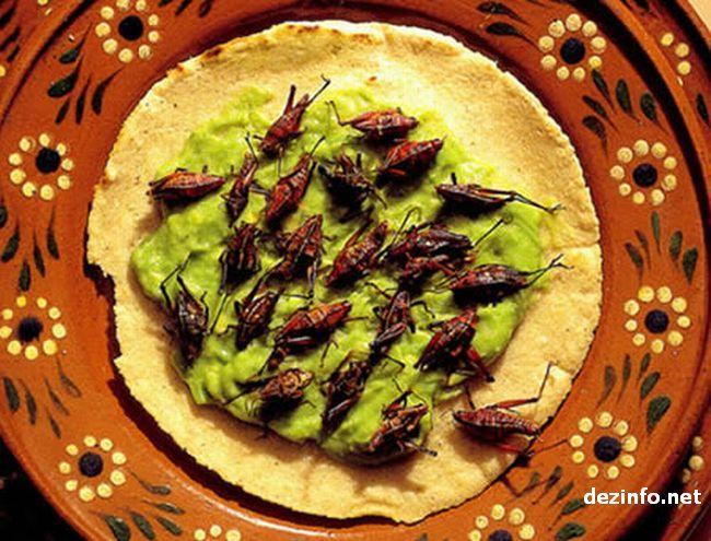 Экзотическое блюдо рецепт с фото