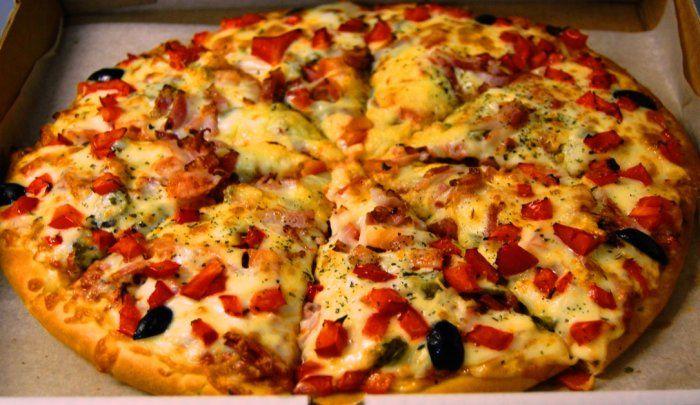 Рецепты начинок пиццы в домашних условиях с фото