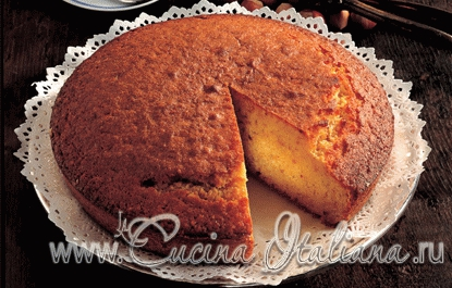 Рецепт пирога с орехами