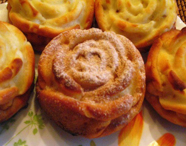 рецепт пончиков из творога классические в духовке