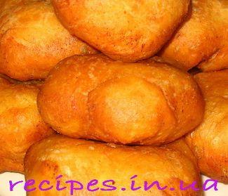 рецепт пирожков с картошкой на сухих дрожжах