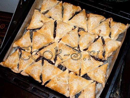Самса курицей рецепт с фото пошагово