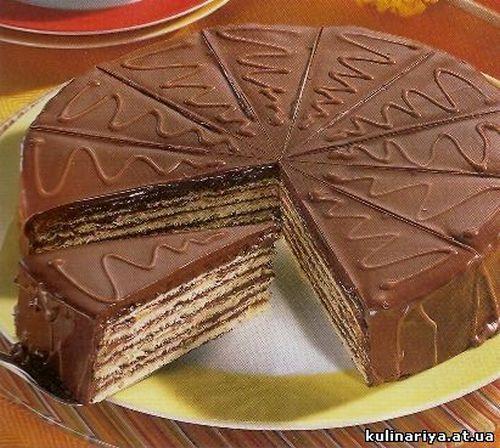 Заварной торт в мультиварке рецепт пошагово 85
